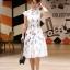 เสื้อผ้าแฟชั่นเกาหลี Lady Ribbon Thailand Normal Ally Present T.BKK new collection dress thumbnail 1