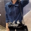 Elisa made Denim Bow Tie Shirt thumbnail 8