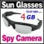 mini Camera Sunglasses กล้องแว่นตากันแดด + ฟังเพลงได้ thumbnail 1