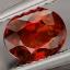 พลอยโกเมน(Spessartite Garnet) พลอยธรรมชาติแท้ น้ำหนัก 1.15 กะรัต thumbnail 2