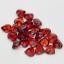 พลอยโกเมน (Mozambique Garnet) พลอยธรรมชาติแท้ น้ำหนัก 3.15 กะรัต thumbnail 1