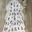 เสื้อผ้าแฟชั่นเกาหลี Lady Ribbon Thailand Normal Ally Present T.BKK new collection dress thumbnail 3
