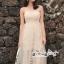 เสื้อผ้าแฟชั่นเกาหลี Lady Ribbon Thailand LUXURY by Seoul Secret ... Dress For a Beautiful Line Lace Embroidery thumbnail 1