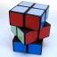 รูบิค 2x2x3 Cuboid Puzzle Cube thumbnail 14