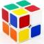 รูบิค ShengShou 2x2x2 Aurora Speed Puzzle Cube thumbnail 20