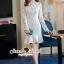 Seoul Secret Say's... Princess Ladiest Ivory Lace Dress thumbnail 1