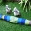เปลญวน ผ้าสลับสี ขอบไม้ 200CM*80CM thumbnail 19