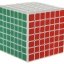 รูบิค ShengShou Mini 7x7x7 LingLong 69mm Speed Puzzle Cube thumbnail 13