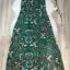 เสื้อผ้าแฟชั่นเกาหลี Lady Ribbon Thailand Normal Ally Present Summer print dress thumbnail 4
