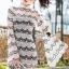 Seoul Secret Say's... Stylishness Laver Lace Belly Dress thumbnail 3