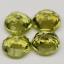 พลอยเพอริดอท (Peridot) พลอยธรรมชาติแท้ น้ำหนัก 1.90 กะรัต thumbnail 3