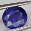 พลอยไพลิน (Blue Sapphire) พลอยธรรมชาติแท้ น้ำหนัก 3.05 กะรัต thumbnail 2