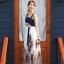 เสื้อผ้าแฟชั่นเกาหลี Lady Ribbon Thailand Normal Ally Present D.S.Y new collection dress thumbnail 2
