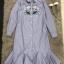 เสื้อผ้าแฟชั่นเกาหลี Lady Ribbon Thailand Normal Ally Present Embroider Secret gardens new S.P brand collection thumbnail 4