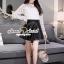 Seoul Secret Say's... Ivory Daisy Lace Blouse thumbnail 7