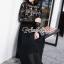 Seoul Secret Say's... Lacely Pleaty Skirt Lace Maxi Dress thumbnail 3