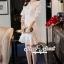 Seoul Secret Say's... Princess Ladiest Ivory Lace Dress thumbnail 3