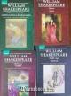 วิลเลียม เชกสเปียร์ (William Shakespeare) ฉบับปกแข็ง 4 เล่ม **ครบ 20 ปี แพรวสำนักพิมพ์