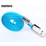 สายชาร์จ REMAX KINGKING Micro USB สีฟ้า