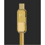สายชาร์จ 3 in 1 REMAX GPLEX (Gold)