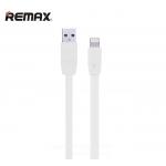 สายชาร์จ REMAX Ferrari Full Speed iPhone Lighting (สีขาว)