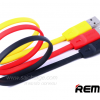สายชาร์จ Micro USB REMAX Ferrari Full Speed Ferrari