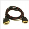 DVI/24+1 Gold Plated High-Definition Video Cable 1.5M
