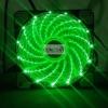 [Green] Caser พัดลม PC 12CM ไฟสีเขียว