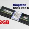 Kingston DDR2 2GB 800 ประกัน 1 ปี