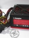 C.Champion Gaming Power 500W รับประกัน วัตต์แท้