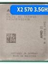 [AM3] Phenom II X2 570 3.5Ghz 6M cache (Work X4 Unlocker)