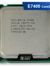 [775] Intel Core2 Duo E7400 2.8 GHz