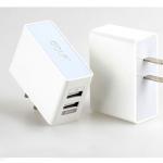 GOLF Duo USB Wall Adapter 2.1A รุ่น GF-DC03