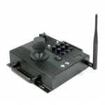 EZ900WS 2.4G desktop wireless Remote controller for motorized remote head with wireless LANC controls