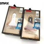หัวชาร์จในรถยนต์ Remax USB 3 ช่อง 6.3A