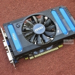 MSI N550GTX-Ti ARMOR 1GB DDR5 192bit