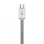 สายชาร์จ Micro USB Hoco U5 Metal ยาว 1.2 เมตร