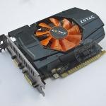 ZOTAC GTX650 1GB DDR5 ไม่ต่อไฟเพิ่ม