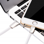 สายชาร์จ iPhone Hoco X4 Zinc Alloy 1.2m