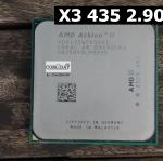 [AM3] Athlon X3 435 2.90Ghz 3 หัว