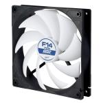 พัดลม Arctic Cooling Fan Case Model F14 PWM PST (size 140 mm.) ประกัน 6 ปี