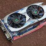 NVIDIA GTS450 1G/GDDR5 128Bit