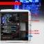 [PC Case] HuntkeyV2 USB3.0 For Gaming [ดำ] thumbnail 5