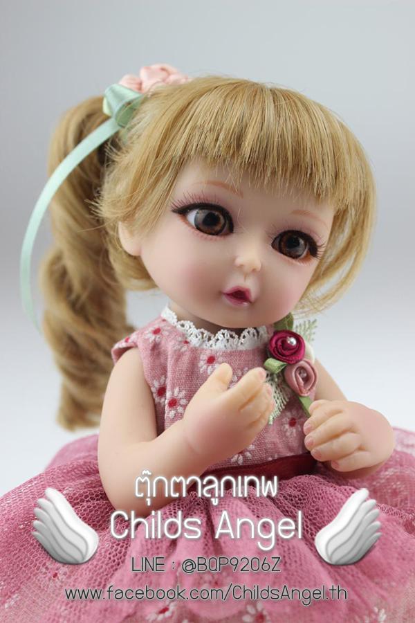 ตุ๊กตา - น้องแพตตี้ (Size Mini)