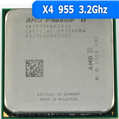 [AM3] Phenom II X4 955 3.2 GHz 125W