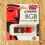 แฟลชไดร์ฟ Kingston USB 2.0/3.0 8GB(ไม่รับประกัน)