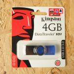 แฟลชไดร์ฟ Kingston USB 2.0/3.0 4GB(ไม่รับประกัน)