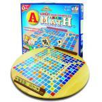 A-Math เอแม็ทมาตรฐาน(กระดานไม้หมุน)