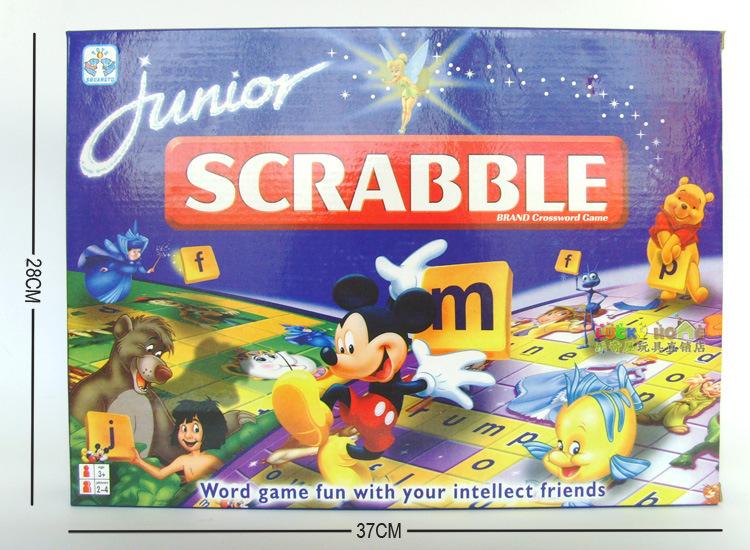 Scrabble Junior B