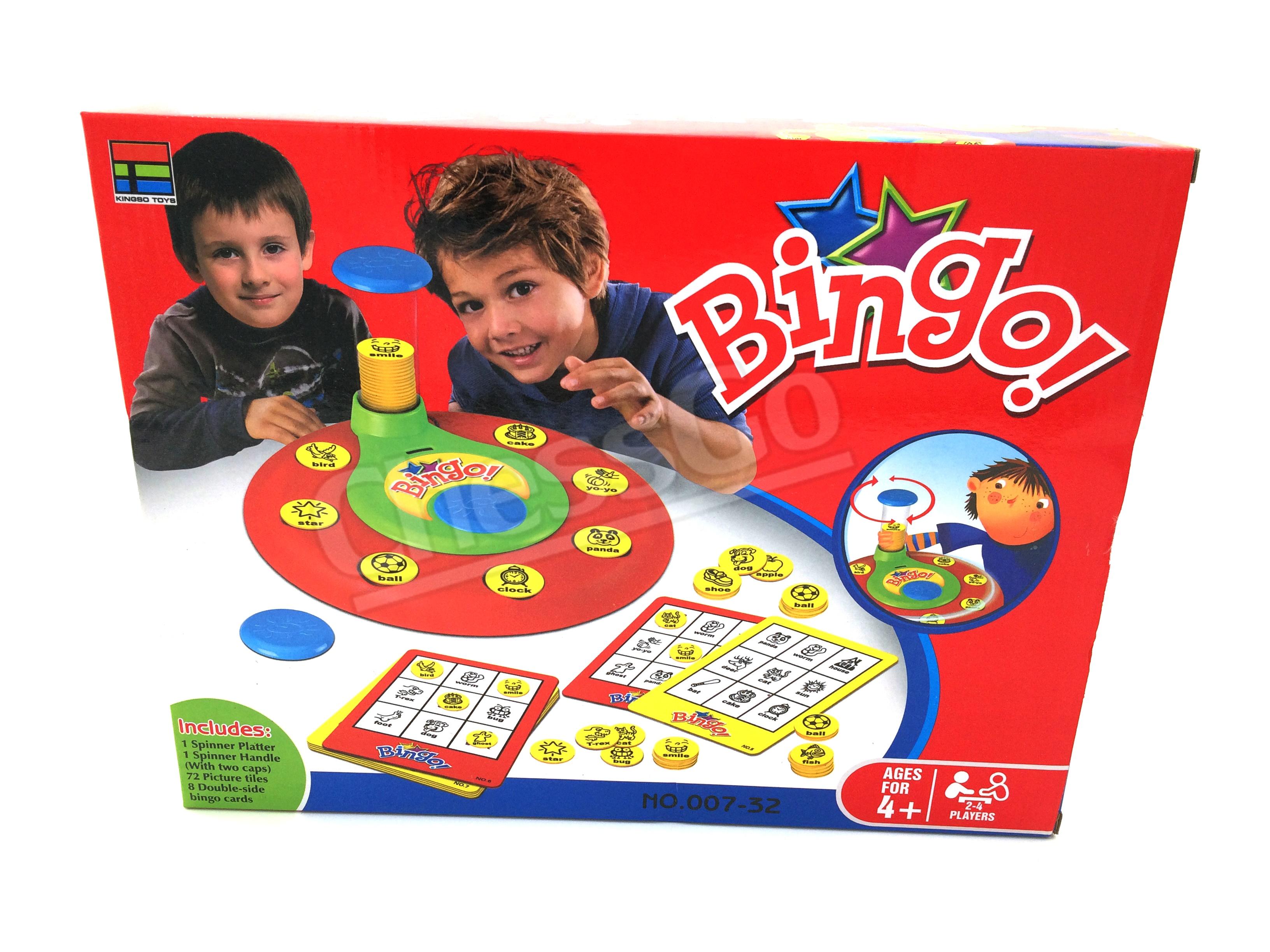 เกมบิงโกคำศัพท์ Bingo Word